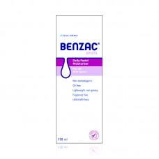 BENZAC DAILY FACIAL MOISTURIZER +SPF15  | 118ml/4 fl oz