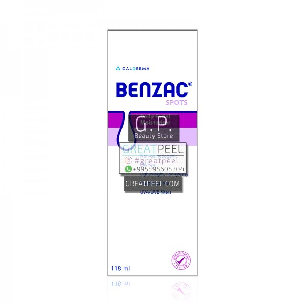 BENZAC FACIAL MOISTURIZER WITH SUNSCREEN SPF15 | 118ml/4 fl oz