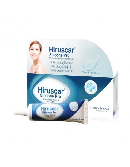 HIRUSCAR PRO SILICONE GEL FROM SCARS | 10g/0.35oz
