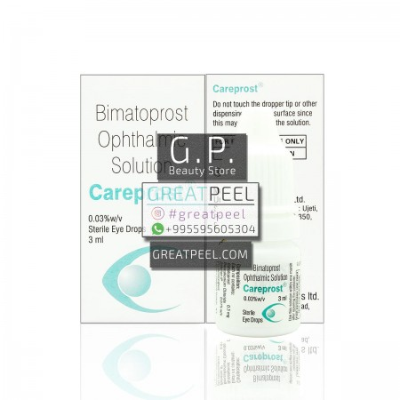 CAREPROST 0.03% SOLUTION | 3ml/0.10 fl oz
